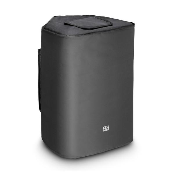 """LD Systems Stinger G3 10"""" PA Speaker Padded Slip Cover, Side"""