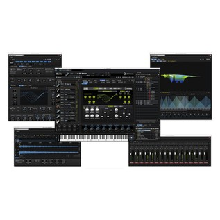 Steinberg HALion 6 Sampler & Sound Creation System - Screenshots