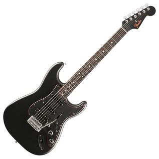 Fender Special Edition Stratocaster Noir HSS, Satin Black