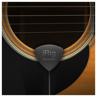 IK Multimedia iRig Acoustic Stage - Lifestyle 2