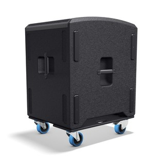 LD Systems  Stinger Subwoofer Dolly Board, with Speaker