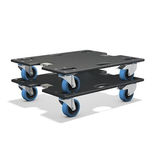 LD Systems Stinger Subwoofer Dolly Board, Stacked