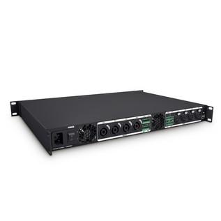 LD Systems Curv 500 iAMP, Rear