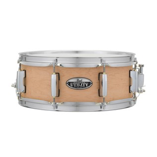 Pearl 13 x 5 Modern Utility Snare Drum, Natural