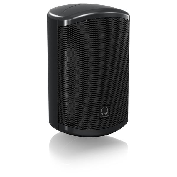 "Turbosound Impact TCI32-T 2 Way 3.5"" Full Range Loudspeaker, Black - Angled"