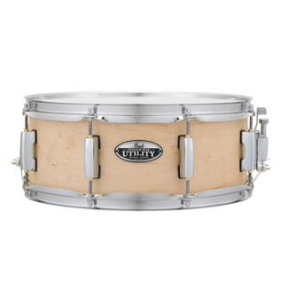 Pearl 14 x 5.5 Modern Utility Snare Drum, Natural