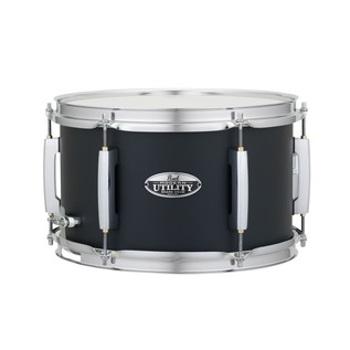 Pearl 12 x 7 Modern Utility Snare Drum, Matte Black