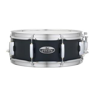 Pearl 13 x 5 Modern Utility Snare Drum, Matte Black