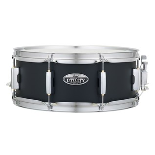 Pearl 14 x 5.5 Modern Utility Snare Drum, Matte Black