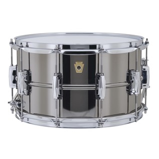 Ludwig 14'' x 8'' Black Beauty Snare Drum, Front