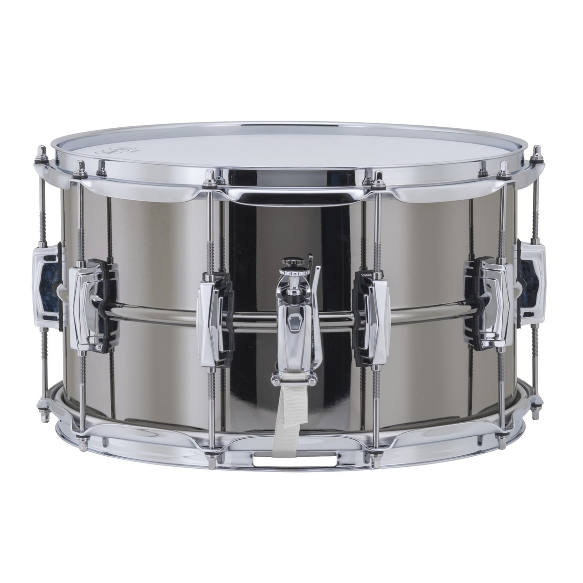 Ludwig LB408 14\'\' x 8\'\' Black Beauty Snare Drum at Gear4music.com