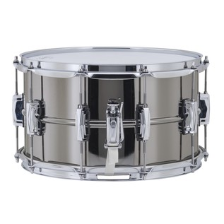 Ludwig Black Beauty Snare Drum, Right Side