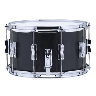 Ludwig Ltd Edition Black Flame Maple Snare Drum, Right Side
