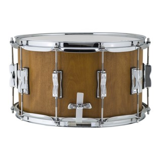 Ludwig Ltd Edition Mojave Cherry Maple Snare Drum, Left Side