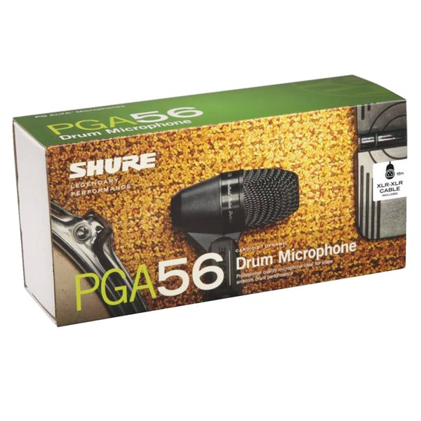 Shure PGA56 XLR Snare Microphone