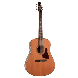 Seagull Coastline Momentum Electro Acoustic Guitar, Natural Front