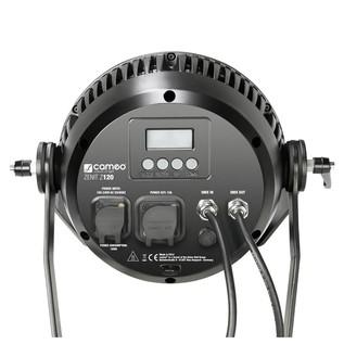 Cameo ZENIT Z 120 rear connectors