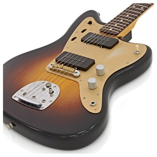 Fender Custom Shop Limited 1958 Jazzmaster, Sunburst