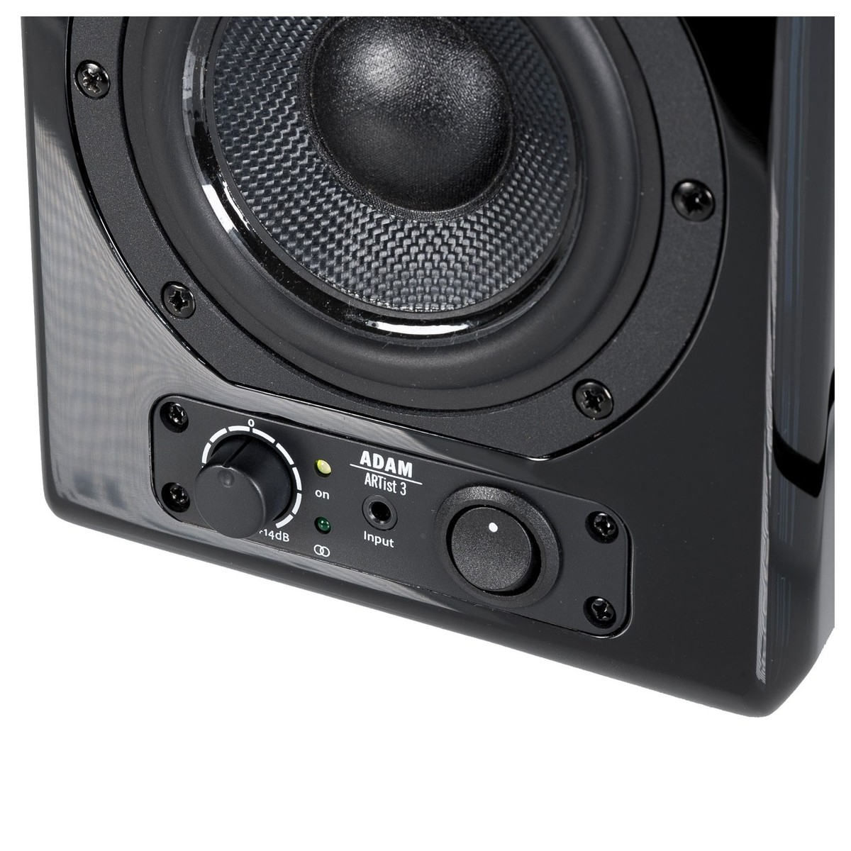 adam artist 3 active studio monitor at gear4music. Black Bedroom Furniture Sets. Home Design Ideas