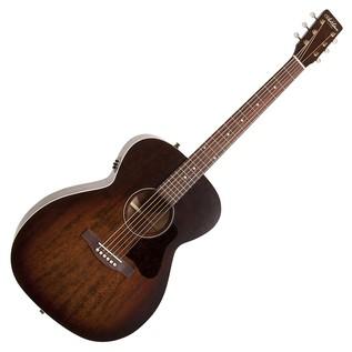 Art & Lutherie Legacy Electro Acoustic Guitar, Bourbon Burst
