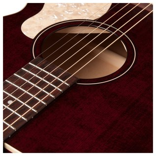 Art & Lutherie Legacy Concert Hall Guitar, Tennessee Red