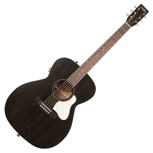 Art & Lutherie Legacy Electro Acoustic Guitar, Faded Black
