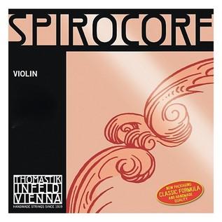 Thomastik Spirocore 4/4 - Weak*R Violin String Set