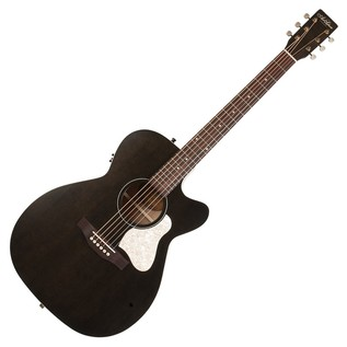 Art & Lutherie Legacy Cutaway Electro Acoustic Guitar, Faded Black