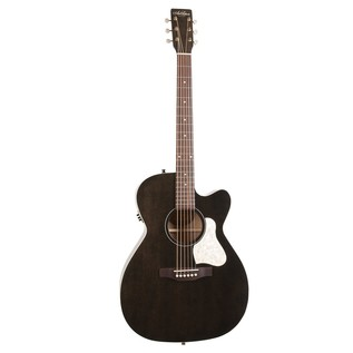 Art & Lutherie Legacy Cutaway Electro Acoustic Guitar, Black