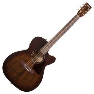 Art & Lutherie Legacy Cutaway Electro Acoustic Guitar, Bourbon Burst