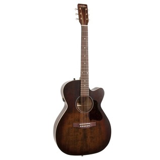 Art & Lutherie Legacy Cutaway Electro Acoustic Guitar, Brown Burst