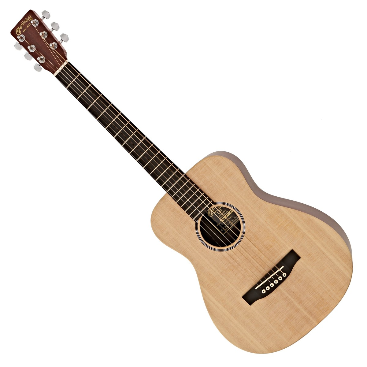 Click to view product details and reviews for Martin Lx1el Little Martin Left Handed Electro Acoustic Guitar.