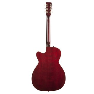 Art & Lutherie Legacy Cutaway, Tennessee Red