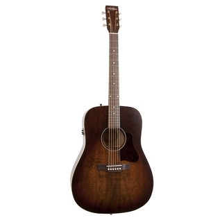 Art & Lutherie Americana Electro Acoustic Guitar, Brown Burst