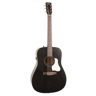Art & Lutherie Americana Electro Acoustic Guitar, Black