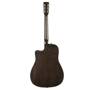 Art & Lutherie Americana Cutaway, Faded Black