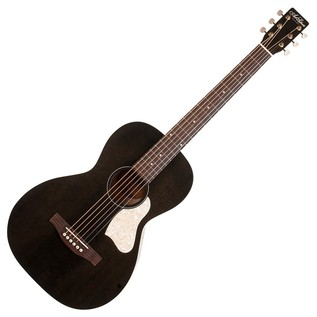 Art & Lutherie Roadhouse Electro Acoustic Guitar, Faded Black