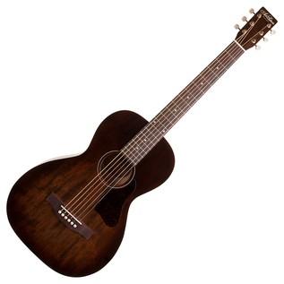 Art & Lutherie Roadhouse Electro Acoustic Guitar, Bourbon Burst
