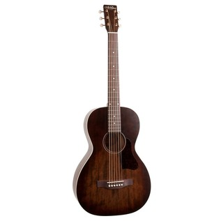 Art & Lutherie Roadhouse Electro Acoustic Guitar, Brown Burst