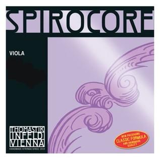 Thomastik Spirocore Viola String Set, 15.5