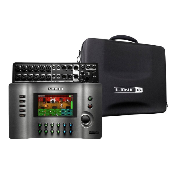 Line 6 StageScape M20d 20 Input Digital Mixer with Free Bag