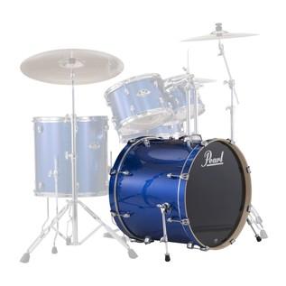 Pearl EXX Export 22'' x 18'' Kick Drum,Electric Blue Sparkle