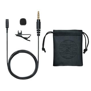 Shure MVL Lavalier Microphone Set