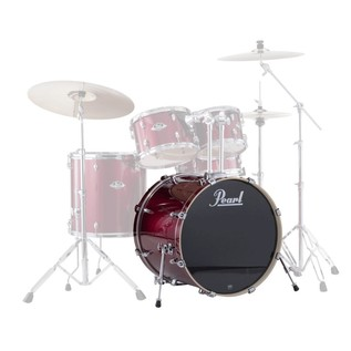 Pearl EXX Export 22'' x 18'' Kick Drum, Wine Red