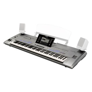 Yamaha Tyros5 Keyboard Side