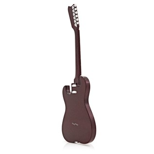 Silvertone 1449 PO1 Electric Guitar, RSFB (Carl DeArmond Pickups)