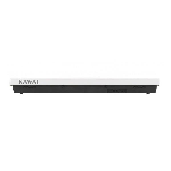 Kawai ES110W Piano Back