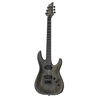 Schecter C-1 Apocalypse Electric Guitar, Grey