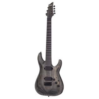 Schecter C-7 Apocalypse Electric Guitar, Grey