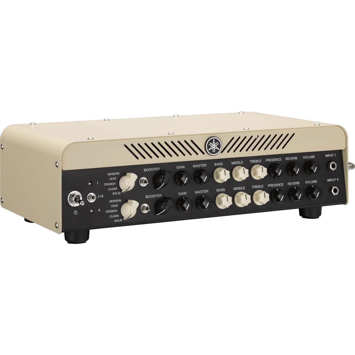 Yamaha thr100hd dual amp head b stock at for Yamaha bass guitar amplifier